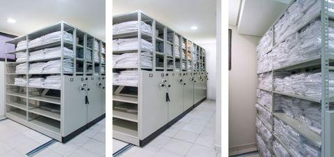 Estanteria - Arquivo Deslizante